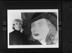 Andy Warhol Vintage Original Photograph