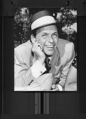Rare Vintage Original Frank Sinatra Photograph