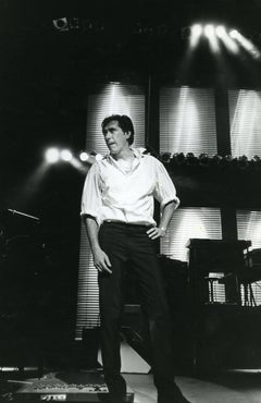Bryan Ferry Live in Concert Vintage Original Photograph