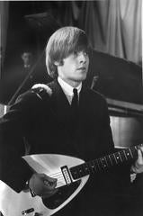 Extremely Rare Vintage Oversized Brian Jones Photograph