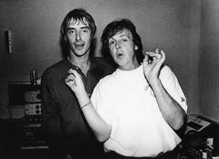 Paul McCartney Vintage Oversized Original Print