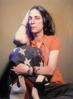 Patti Smith Portrait Fine Art Print