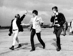 Rolling Stones on the Tarmac Fine Art Print