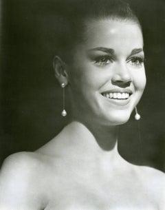 Young Jane Fonda Vintage Original Photograph