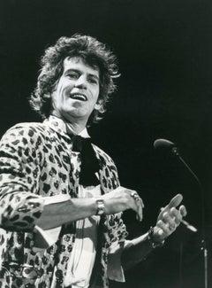 Keith Richards Vintage Original Photograph