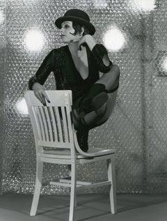 Liza Minelli Vintage Original Photograph