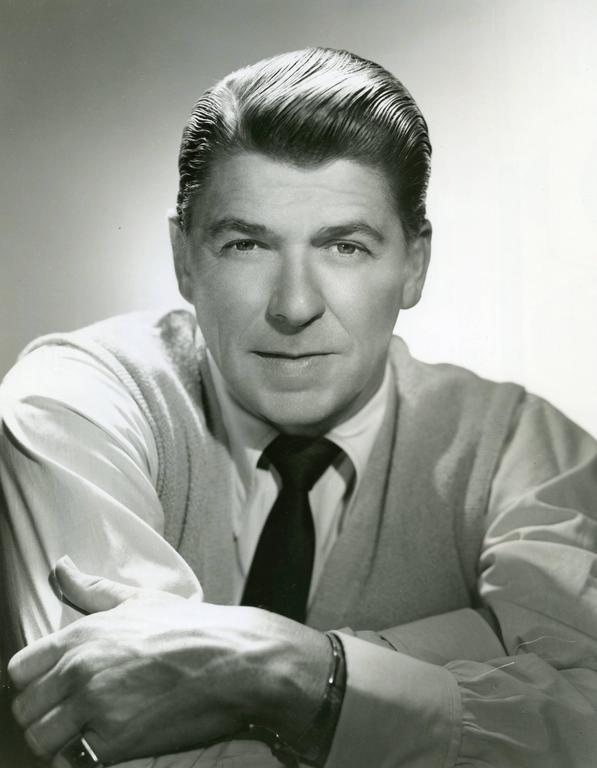 Unknown Portrait Photograph - Ronald Reagan Vintage Original Photograph