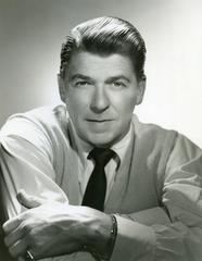 Original Vintage Photograph of Ronald Reagan