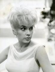 Film Star Stella Stevens Vintage Original Photograph