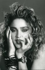 Unknown - Madonna Original Vintage Photograph