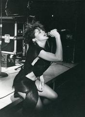 Young Madonna live in Concert Original Vintage Print
