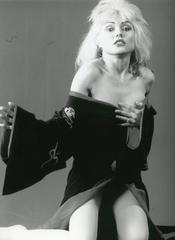 Sexy Blondie Vintage Original Photograph