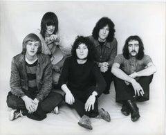 Early Fleetwood Mac Vintage Original Photograph