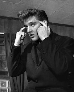 "Candid Elvis ""The King"" Presley"