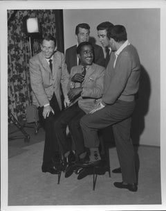 The Rat Pack Vintage Original Photograph