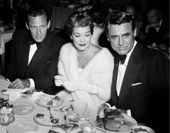 Cary Grant, Jane Wyman, and William Holden