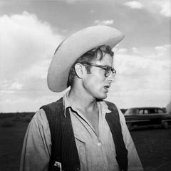 Frank Worth - James Dean in Cowboy Hat