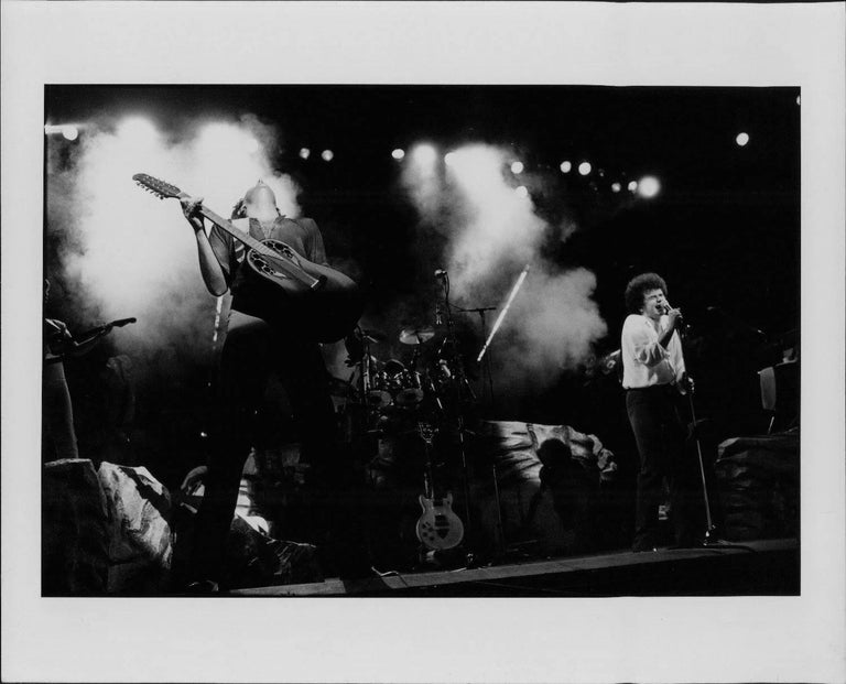 Air Supply in Concert Vintage Original Photograph