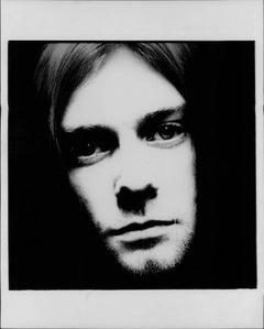 Kurt Cobain Original Vintage Photograph