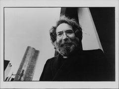 Jerry Garcia Smiling Vintage Original Photograph