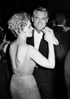 Kim Novak and Cary Grant Dancing