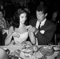 Dean Martin and Pier Angeli Fine Art Print