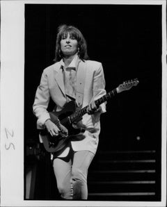 The Pretenders Vintage Original Photograph