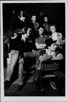 UB40 Group Shot Vintage Original Photograph