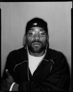 Method Man Vintage Original Polaroid