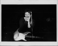 Quirky Bruce Springsteen Vintage Original Photograph
