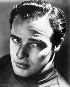 "Maron Brando in ""Headlock"" Fine Art Print"