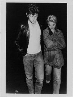 Madonna and Sean Penn Vintage Original Photograph