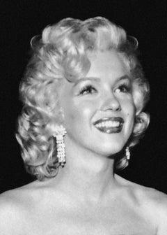 Elegant Marilyn Monroe Closeup