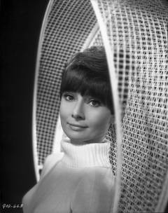"""Audrey Hepburn """"Wait Until Dark"""""""