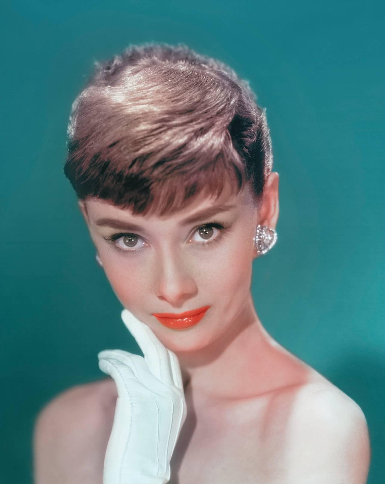 "Bud Fraker - Audrey Hepburn ""Roman Holiday"", Photograph ..."