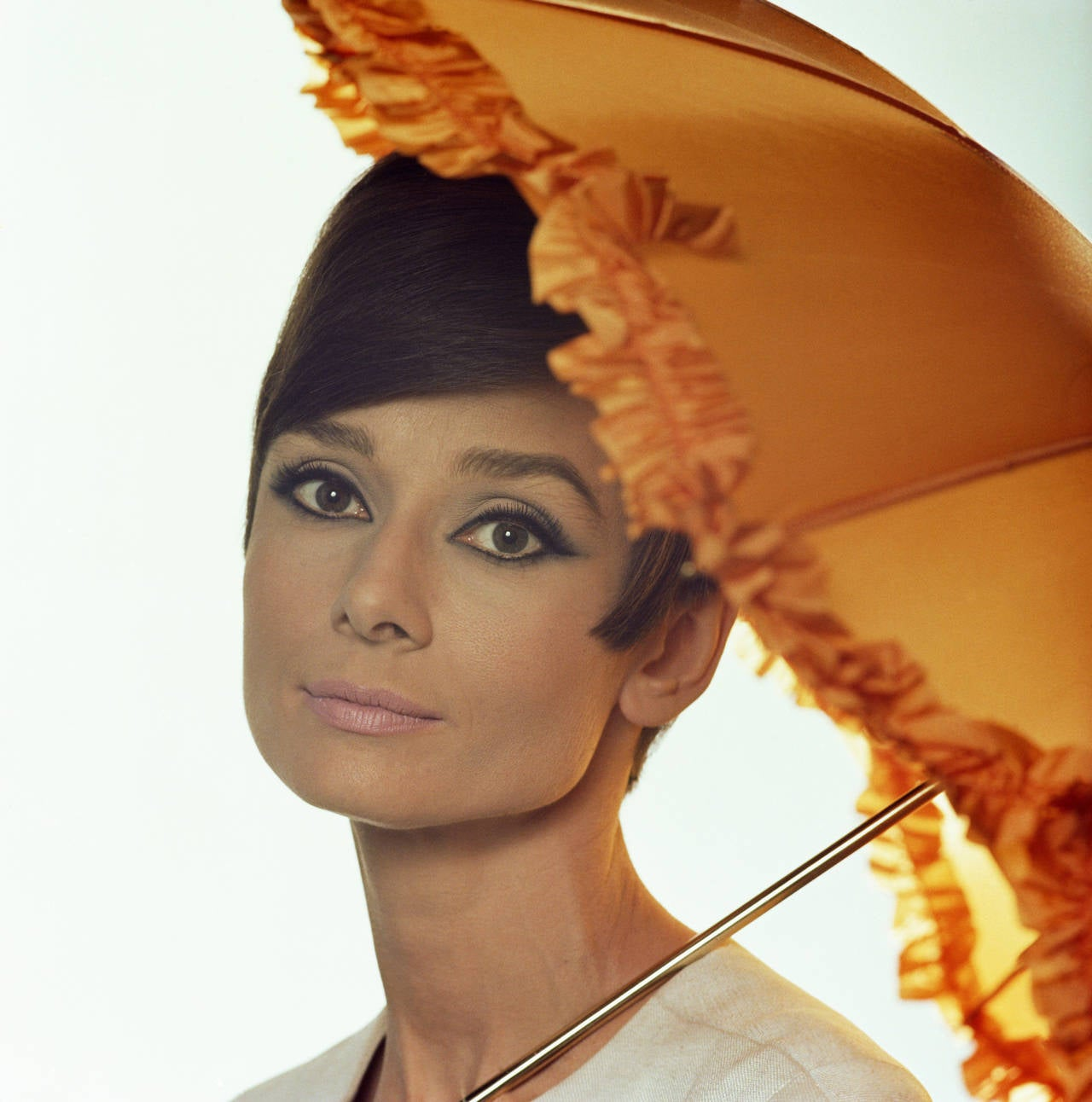 Unknown Audrey Hepburn Fine Art Print Photograph For Sale At 1stdibs