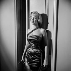 """Marilyn Monroe Against Wall, Set of """"How to Marry a Millionaire"""" Fine Art Print"""