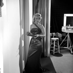 "Marilyn Monroe on the Set of ""How to Marry a Millionaire"" Fine Art Print"