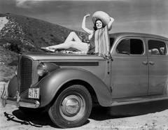 Rita Hayworth Fine Art Print