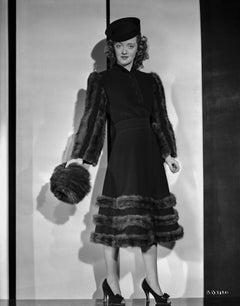 "Bette Davis ""Dark Victory"" Fine Art Print"