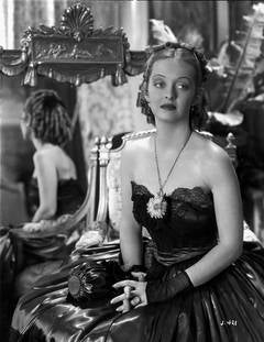 "Bette Davis ""Jezebel"" Fine Art Print"