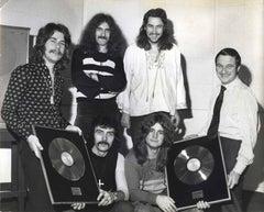 Black Sabbath Vintage Original Photograph