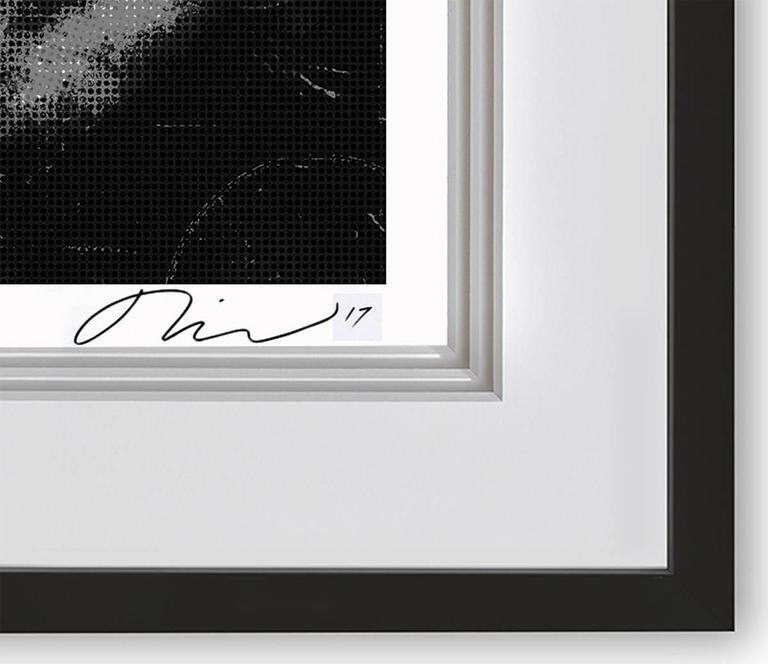 Mick Jagger Mixed Media - Brown Portrait Print by David Jordan Williams