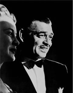 Stunning Clark Gable at Academy Awards