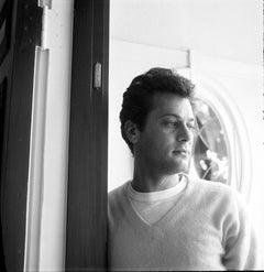 Tony Curtis at Home Fine Art Print
