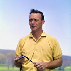 Unknown - Arnold Palmer with Club