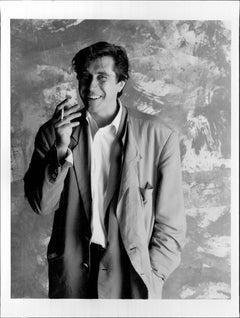 Bryan Ferry Vintage Original Photograph