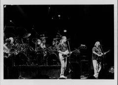 The Grateful Dead in New York Vintage Original Photograph