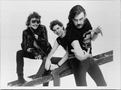Motörhead Group Photo Vintage Original Photograph