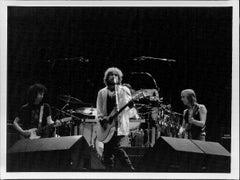 Bob Dylan and Tom Petty, True Confessions Tour Vintage Original Photograph